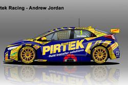 Pirtek Racing Honda Civic BTCC 2014