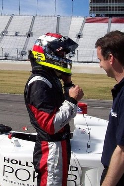 Troy Hanson Indy Lights
