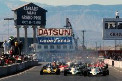 Las Vegas GP Start