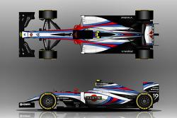 Alternative Williams Martini Racing 2014