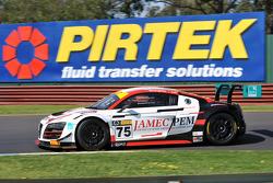 Steve McLaughlan/Warren Luff (JAMEC-PEM Audi R8 LMS ultra GT3)