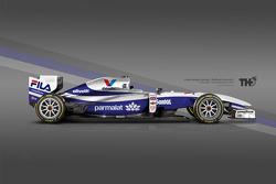Brabham Old Sponsors concept