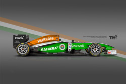 Force India F1 Concept
