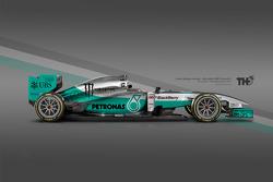 Mercedes AMG F1 Concept