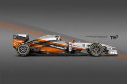 Mclaren F1 Concept