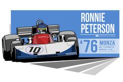 Ronnie Peterson - 1976 Monza
