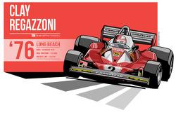 Clay Regazzoni - 1976 Long Beach