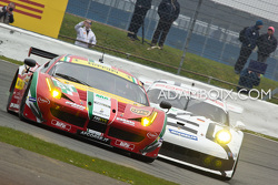 Ferrari Leads Porsche out of the Loop