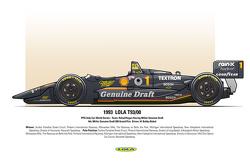 4th: Miller Genuine Draft 200 Grand Prix - Driver: #1 Bobby Rahal