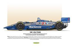 2nd: Bosch Spark Plug Grand Prix - Driver: #2 Scott Goodyear
