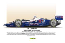 7th: ITT Automotive Grand Prix of Detroit - Driver: #11 Adrián Fernández