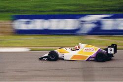 Rubens Barrichello, Silverstone F3000 1992