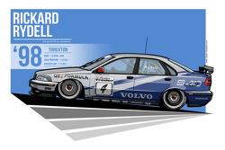 Rickard Rydell - 1998 Thruxton