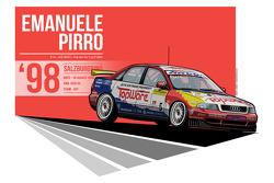 Emanuele Pirro - 1998 Salzburgring