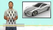 Porsche Speedster, Lotus Elite, BMW 6 Series - Paris Auto Show