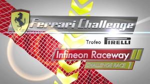 Ferrari Challenge, Infineon Raceway, 2011 Day 1