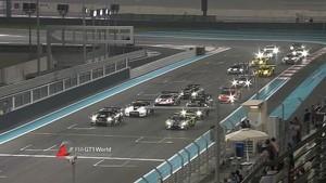 FIA GT1 World Championship 2011 Abu Dhabi Round 1: Races
