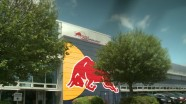 MotoGP aces visiting Red Bull Racing's factory 2011