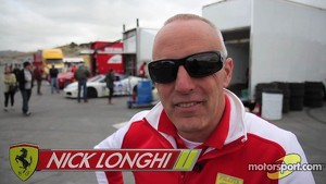 Ferrari-Challenge with Nick Longhi