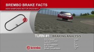 NASCAR Brembo Brake Facts - Loudon