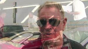Ferrari 458GT test Daytona Part 1