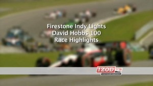 2011 Milwaukee - Indy Lights - Race Highlights