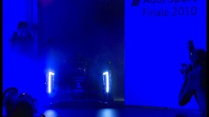 Audi R18 Debut Event