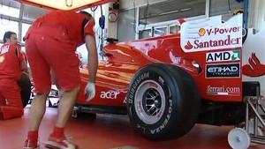 Scuderia Ferrari 2010 - Belgian GP Preview