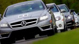 Braking: AMG Driving Academy Performance Series Episode 2