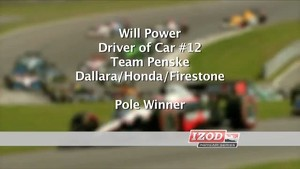 2011 Baltimore IndyCar Qualification