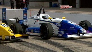 Wheldon Road To Indy