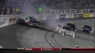 Lally Gets Into The Wall - Richmond International Raceway 2011