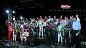 2011 Vegas IndyCar Qualification