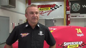 Interview : Russell Ingall - Supercheap Auto Racing