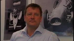 F1 Pirelli 2011 - Nurbugring - Paul Hembery Interview