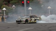 Ryan Newman Burnout