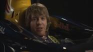 Formula 1 2010 - Track Simulation Abu Dhabi - Sebastian Vettel