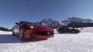 A very special slalom for Fernando and Felipe