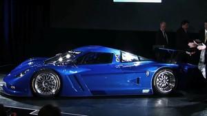 Chevy Unveil Corvette Daytona Prototype