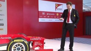 Scuderia Ferrari - F2012 - Singleseater technical explanations
