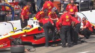 2012 - IndyCar - St.Pete Qualification
