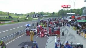 2012 Barber - IndyCar - Race
