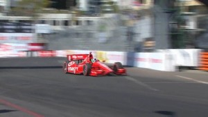 2012 - IndyCar - Long Beach Qualification