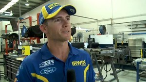 IRWIN Racing - Perth 2012 - Interviews
