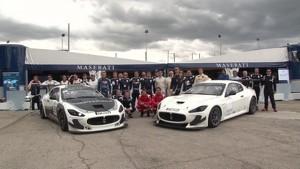 2012 Trofeo Maserati GranTurismo MC - Round 1 - Jarama, Spain
