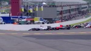 Formula Renault 3.5 Spa News 2012 - Race 1