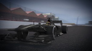 2012 Formula 1 Grand Prix of Europe - Pirelli 3D Simulation