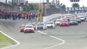 Eurocup Clio Nürburgring News 2012 - Race 2