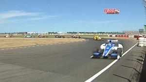 2012 - IndyCar - Edmonton - Race