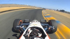 2012 - IndyCar - Sonoma - Qualification